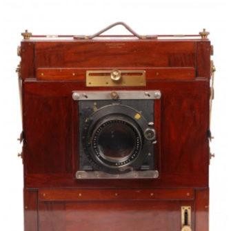 Chambre photographique Mackenstein