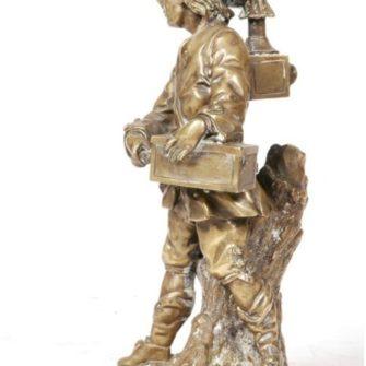 Bronze – Le lanterniste