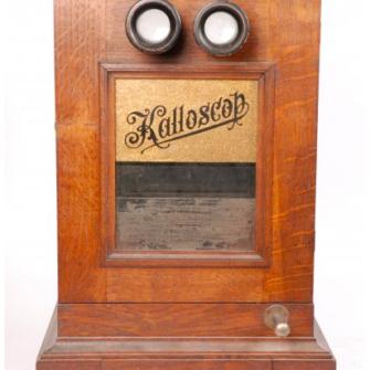 Borne Stéréoscopique «Kalloscope»
