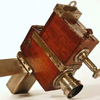 Appareil ferrotype