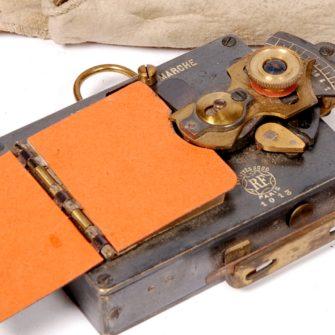 «Le Cunctator» retardateur pour le vérascope Jules Richard