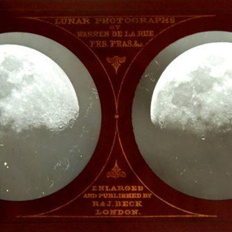 Warenn De La Rue. Lunar Photographs