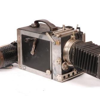 Caméra Parvo Debrie Mod K