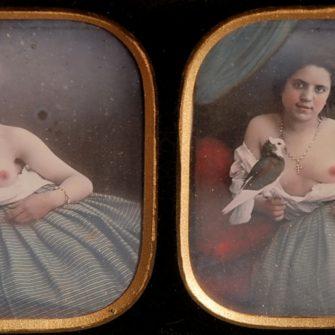 Stereo Daguerreotype