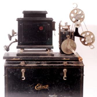 Home Kinetoscope Edison.