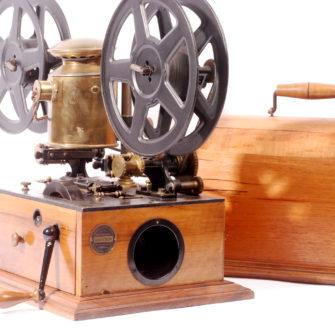 Kineclair projector