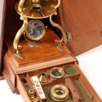 Microscope de type Culpepper