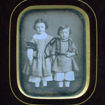 Daguerréotype. W.Thompson.