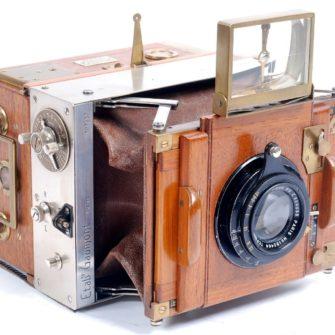 Reporter, modèle tropical, Louis Gaumont & Cie