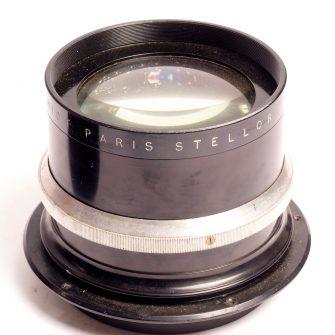 Objectif Som-berthiot Stellor 1: 4.4  F = 480 mm