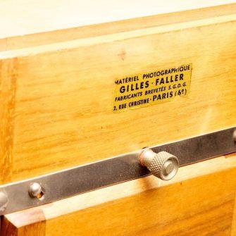 Chambre de studio Gilles-Faller