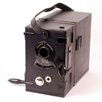 PATHÉ FRERES Caméra de reportage 35 mm, 1913