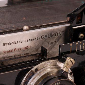 GAUMONT «Grand-Prix 1900» Stéréospido 6×13