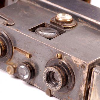 JULES RICHARD Vérascope «N°3a Modèle 1900»