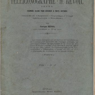 Le téléiconographe