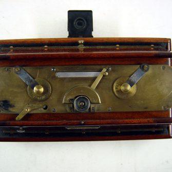 Chambre à joue stéréoscopique Belliéni