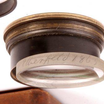 Eduard LIESEGANG – Lens set