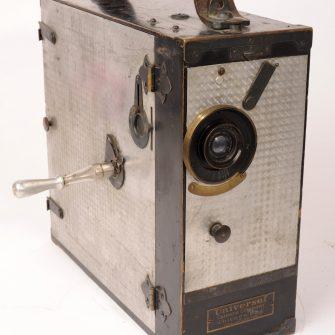 Universal Burke & James 35mm Hand Crank Movie Camera