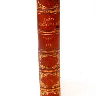 """""""Paris Photographe"""" de Paul NADAR"""
