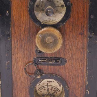 35 mm Handcrank Camera «Parvo» A. Debrie.