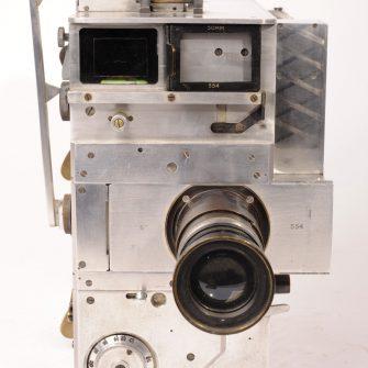 Newman & Sinclair Autokine 35mm Motion Picture Camera.