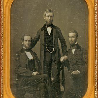 Gurney Jeremiah (1812-1887).