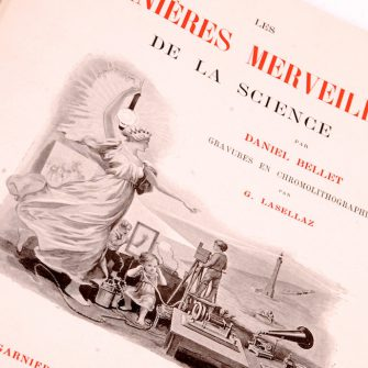Les Dernières Merveilles de la Science (D. Bellet)
