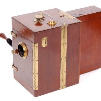 Caméra 35mm, Le Luciole de Aveline & Delalande.