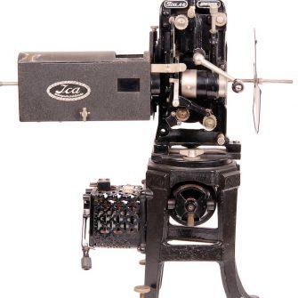"35 mm ICA ""Monopol"" Projector"