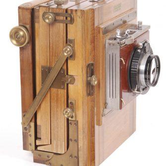 13 x 18 cm Studio Camera by Gilles-Faller