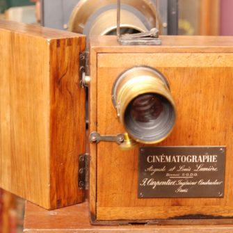 Cinématographe LUMIERE