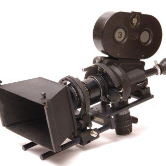 ARRIFLEX 35 II A – Sevilla Film Studios