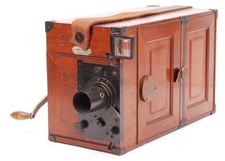 Caméra Eclair-Gillon