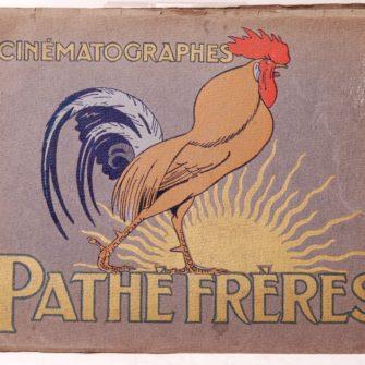 Cinématographes Pathé Frères – Catalogue 1913