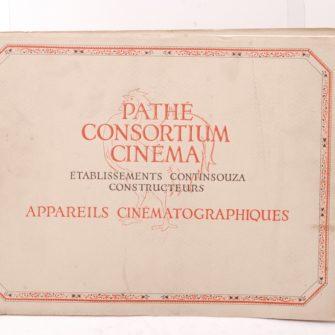 Pathé Consortium Cinéma – Catalogue 1921