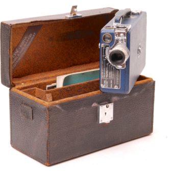 Cine-Kodak model «K» bleue