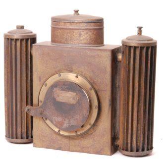 Cuve à eau Anarctica pour cinématographe