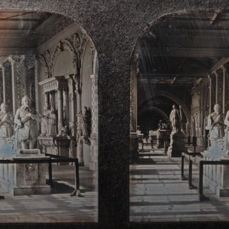 Daguerreotype stéréoscopique (1855)