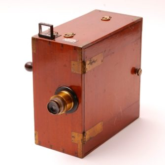 Ensign Cinematograh Camera