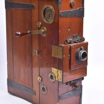 Caméra cinématographique 35 mm Prestwich Model 5
