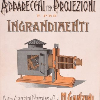 Catalogue Italien pour la Projection