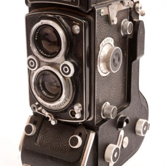 LACHAIZE Dos MAG 150 sur Rolleiflex