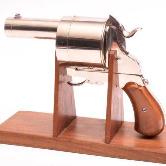 Le Photo-Revolver de Poche d'Enjalbert – Replica