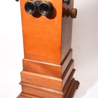 Stéréoscope des Établissements Henri MORIN