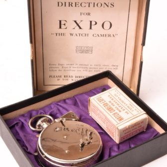The Expo Watch Camera