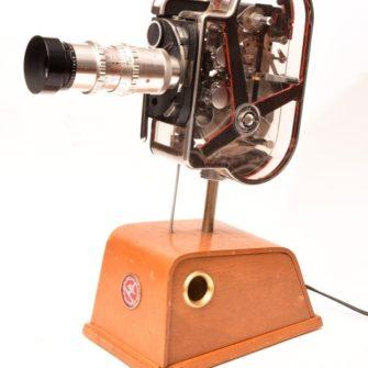 Paillard-Bolex H-16 réflex de démonstration
