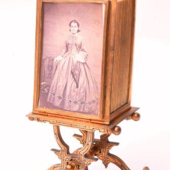 Présentoir photo Napoléon III