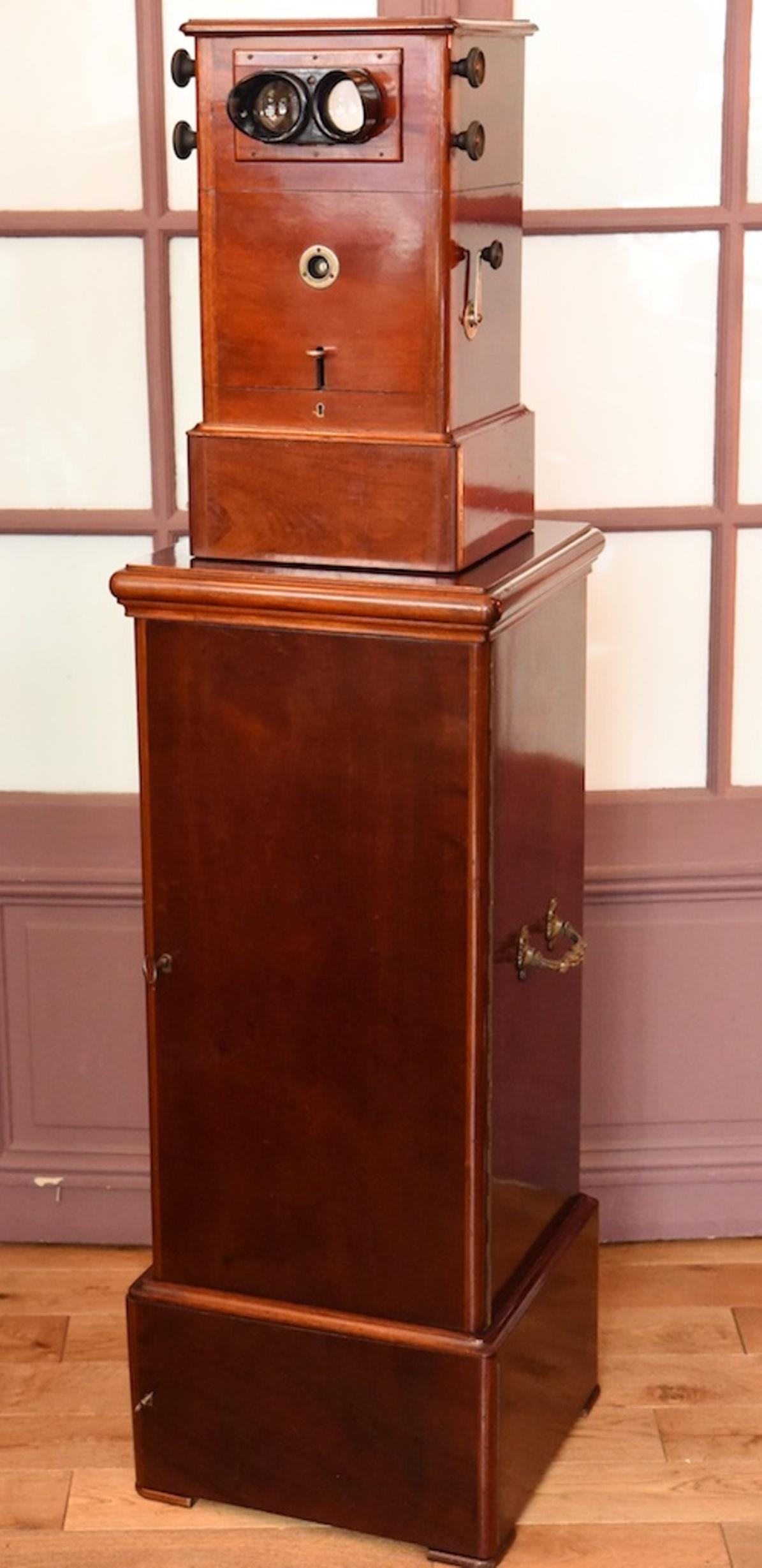 St r oth que mattey sur socle meuble pour vues 8 5 x 17 cm for O meuble sainte marguerite