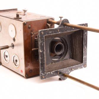Le Caméréclair. Camera 35 mm Système Mery