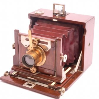 Chambre photographique Jonte 9×12